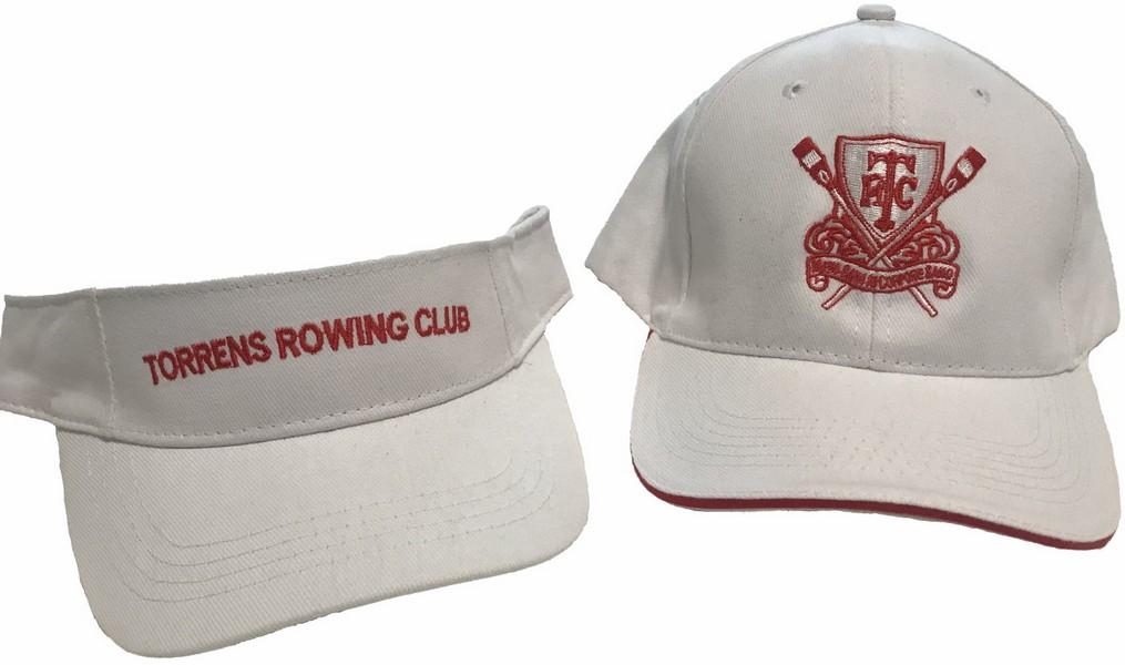 TRC Caps and visors