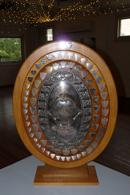 The Walsh Shield