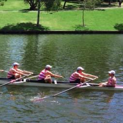 Torrens boys rowers